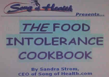 Song of health recipes the official cookbook of song of health forumfinder Image collections